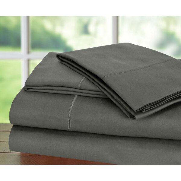 Dimondale 1000 Thread Count 100% Egyptian-Quality Cotton Sheet Set by Canora Grey